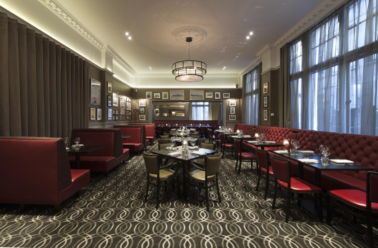 The Anchor Line Bar And Restaurant Project Martin Contracts Ni Ltd