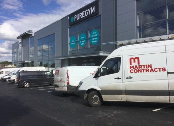 Pure Gym – Lisburn